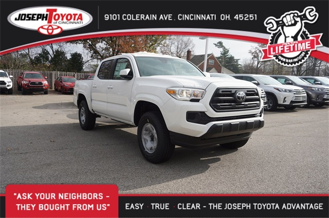 New 2019 Toyota Tacoma SR 4WD 4D Double Cab