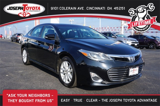 Certified Pre-Owned 2014 Toyota Avalon XLE