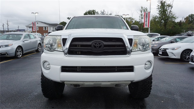 Good Pre Owned 2008 Toyota Tacoma Base