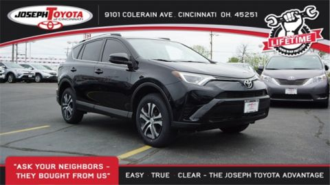 Certified Pre-Owned 2016 Toyota RAV4