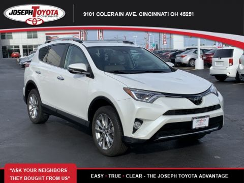 Certified Pre-Owned 2016 Toyota RAV4 Limited AWD 4D Sport Utility