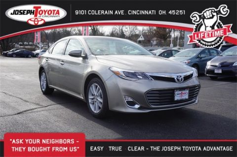 Certified Pre-Owned 2015 Toyota Avalon XLE Premium