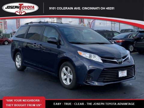 Certified Pre-Owned 2020 Toyota Sienna LE
