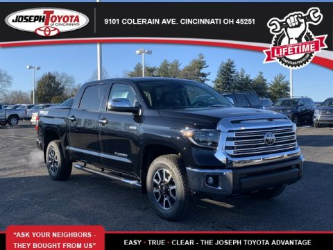New 2020 Toyota Tundra Limited 4WD Limited CrewMax 5.5' Bed 5.7L (Natl)
