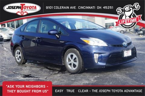 Certified Pre-Owned 2014 Toyota Prius Three