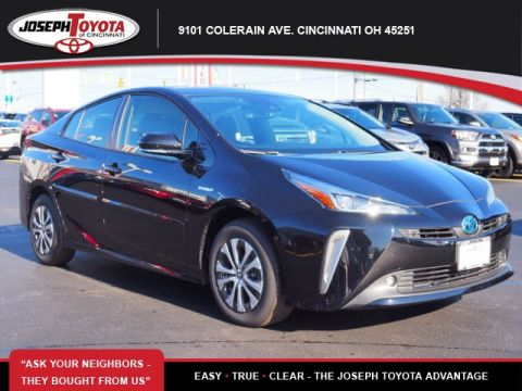 Certified Pre-Owned 2019 Toyota Prius XLE AWD-e