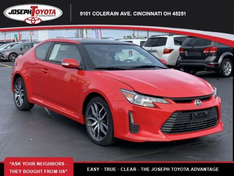 Certified Pre-Owned 2016 Scion tC Base FWD 2D Coupe